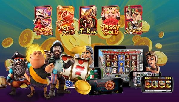 PG Slot เกมสล็อตมากมาย เกมยอดนิยม