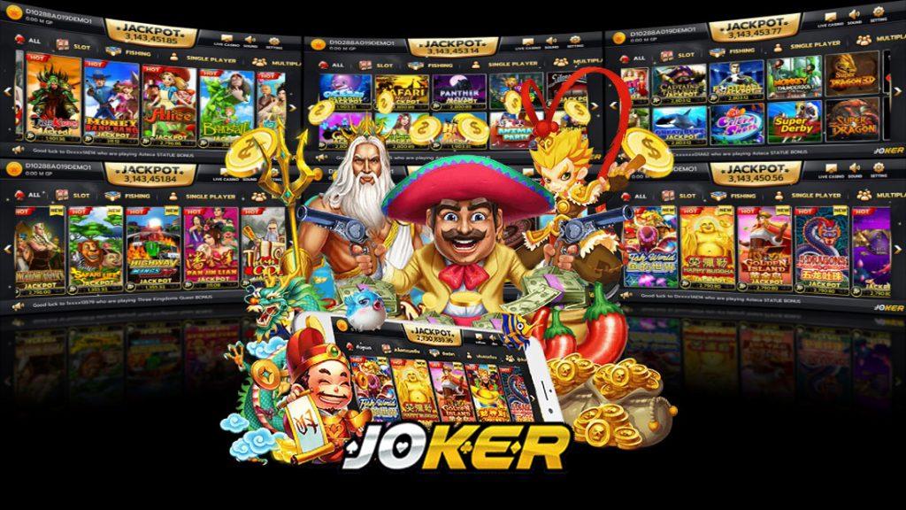 เกมสล็อต Joker123 ระบบออโต้ ฝากถอนอัตโนมัติ