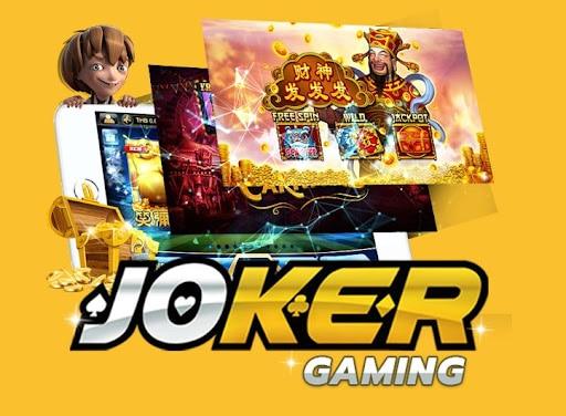ทางเข้าเล่นสล็อต Slotxo Joker