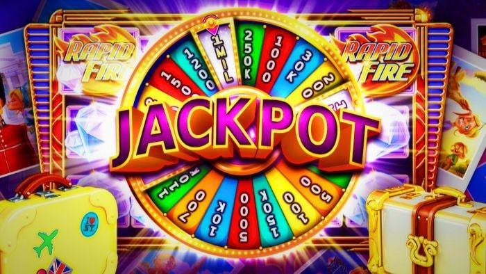 ล่ารางวัล Jackpot เกมสล็อตออนไลน์